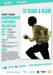 12 Years A Slave Hamlet