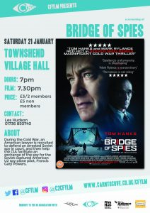 C Fylm Cornwall film club Townshend Village Hall