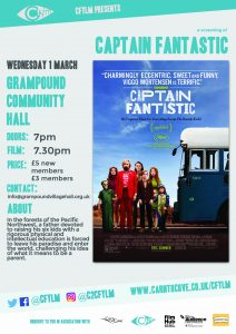 Captain Fantastic Grampound