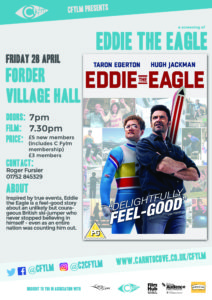 Eddie the Eagle Forder