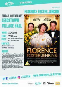 Florence Foster Jenkins Leedstown