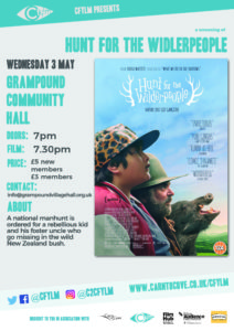 Hunt for the Wilderpeople Grampound