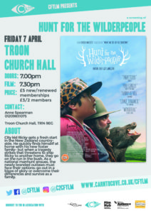 Hunt for the Wilderpeople Troon