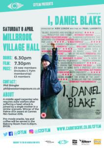 I Daniel Blake Millbrook