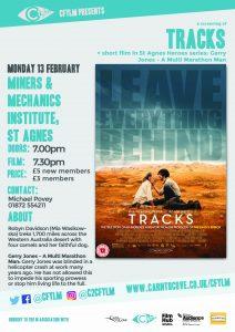 Tracks St Agnes