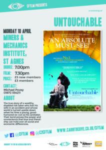 Untouchable St Agnes