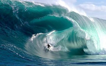 Big wave image